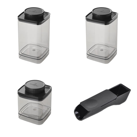 Vacuum Container Set - 4 pieces