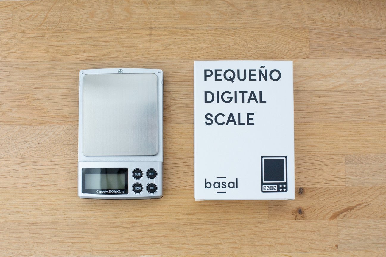 Basal Digital Scale - Pequeno