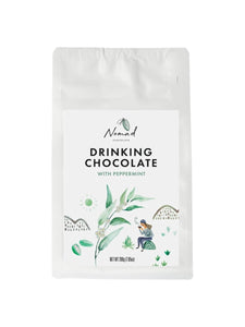 NOMAD Organic Chocolate With Peppermint 200g