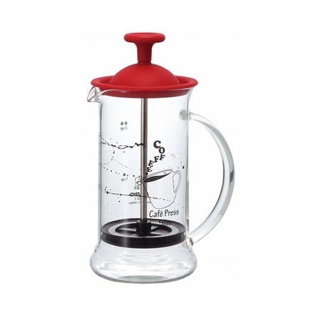 Hario Café Press Slim S Red