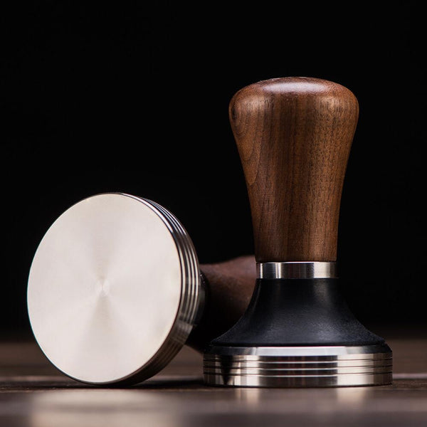 58mm Wooden Handle Tamper