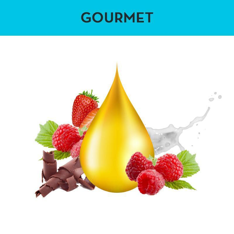 VELA AROMATICA GALLET/LECH 50G MINIPOLY Chocolate y frutales