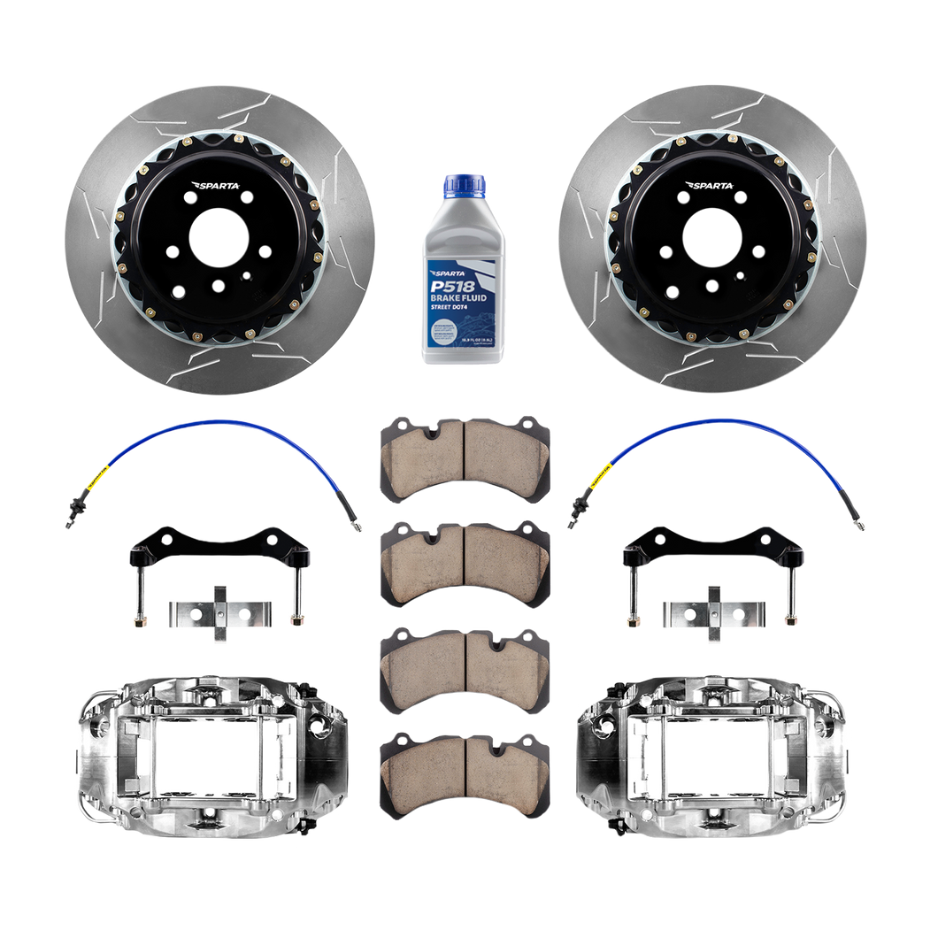 Big Brake Kit (BBK) -Triton-R -Nickel Alloy
