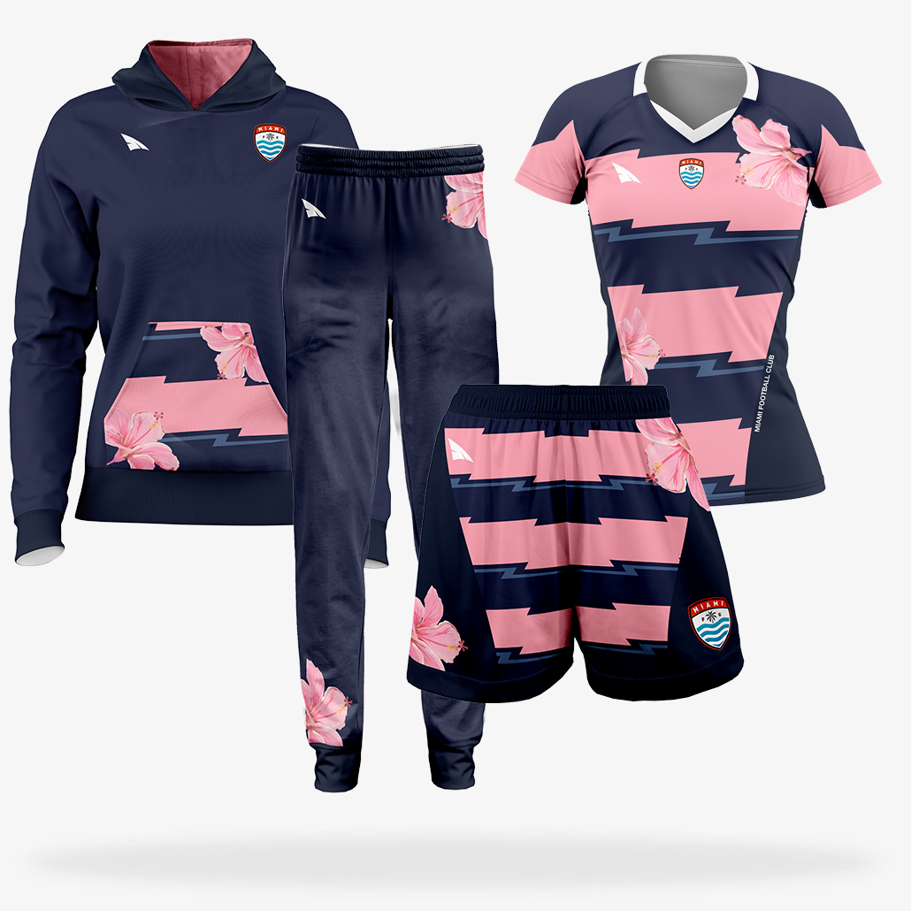 Women's Elite Soccer Bundle (Plus)