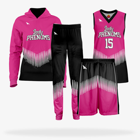 Women's Pro Basketball Bundle (Plus)