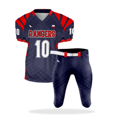 Men's Pro Football Uniform Set