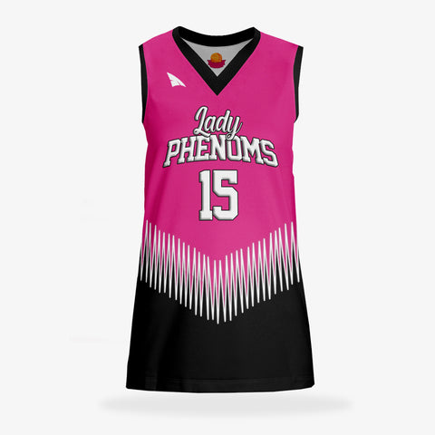 Women's Pro Basketball Reversible Jersey
