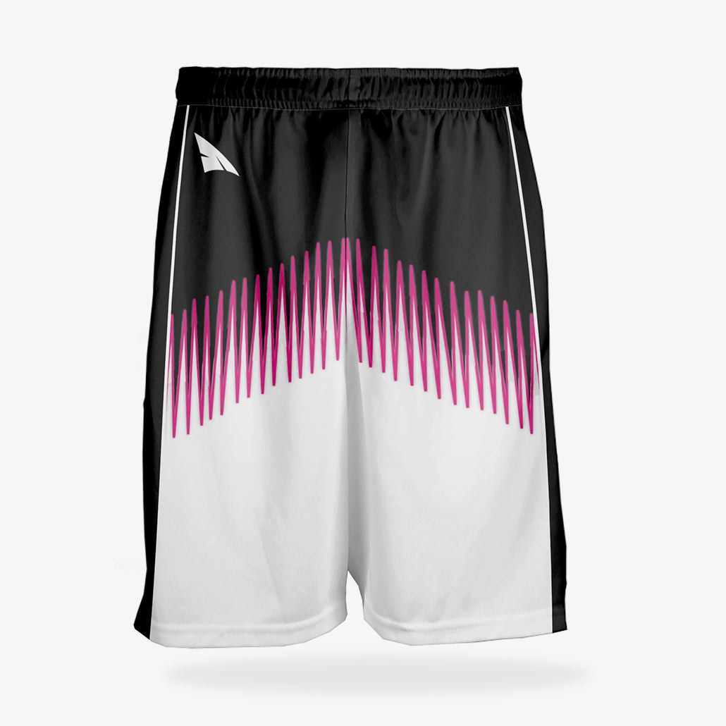 Women's Pro Basketball Reversible Shorts