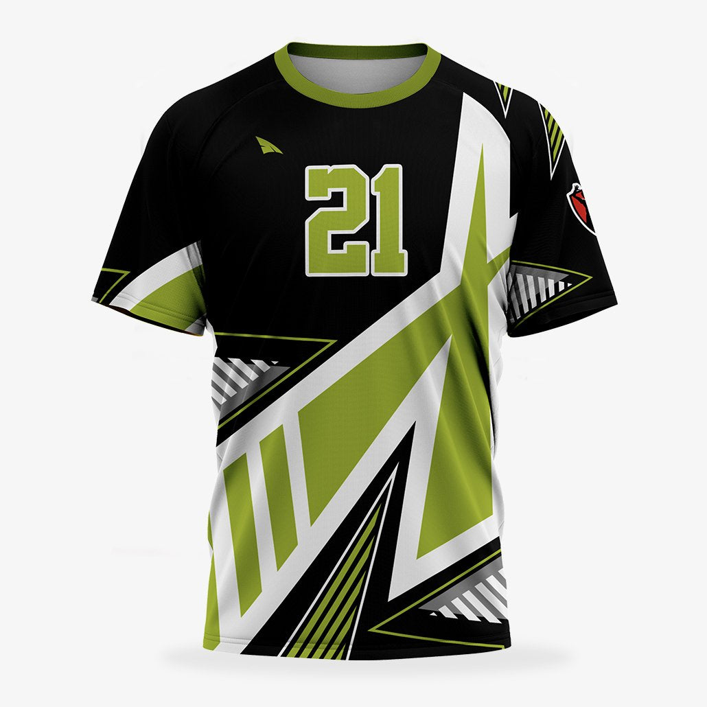 Men's Elite Volleyball Uniform Set