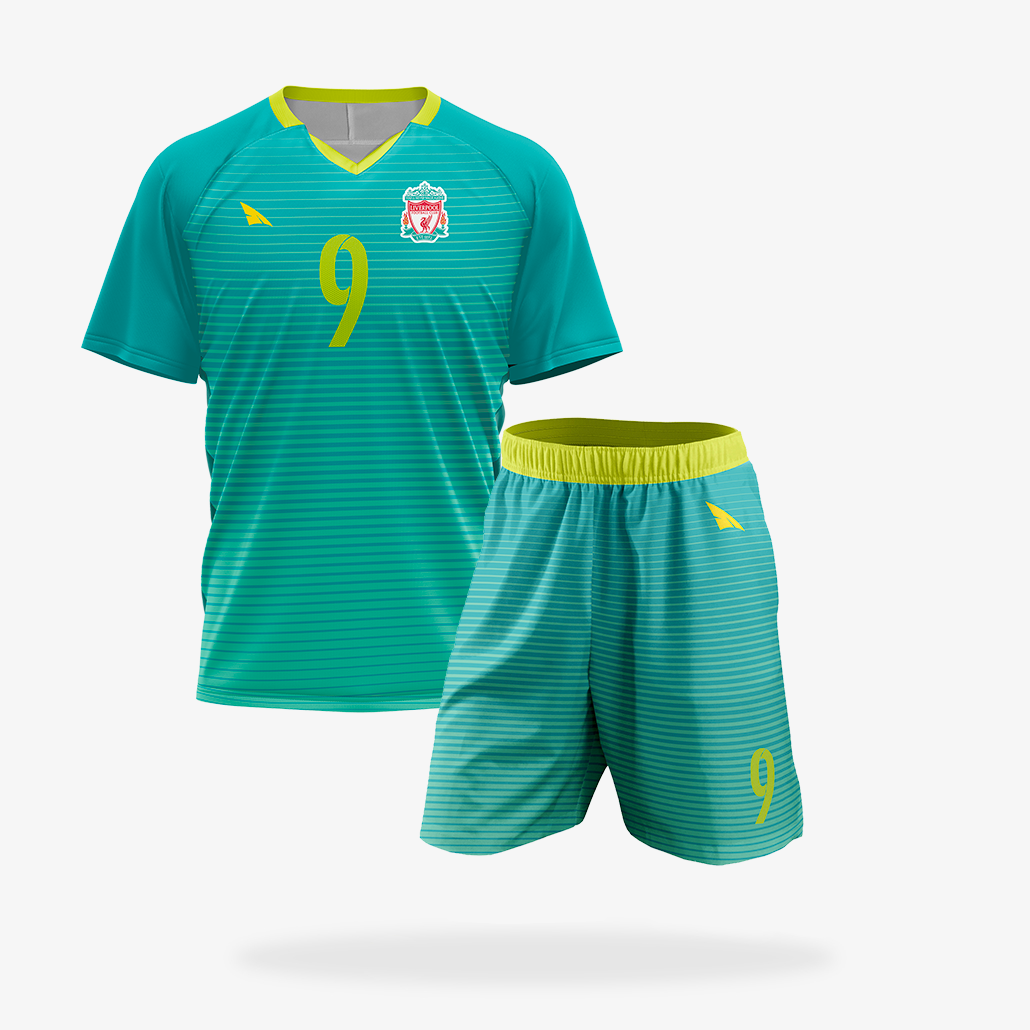 Men's Elite Soccer Uniform Set
