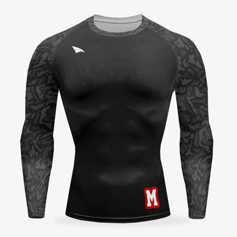 Custom Baseball Compression Shirt