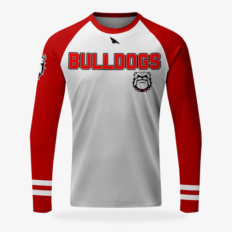 Custom Baseball Long Sleeve Tee for Men