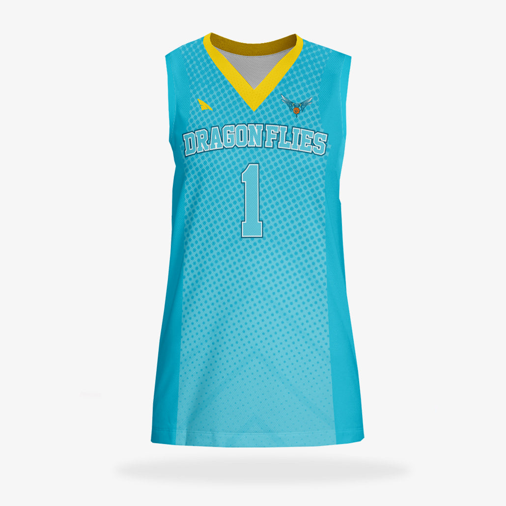 Women's Elite Basketball Jersey