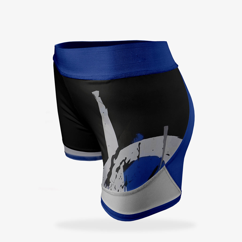 "Women's Volleyball Compression Shorts (3"")"