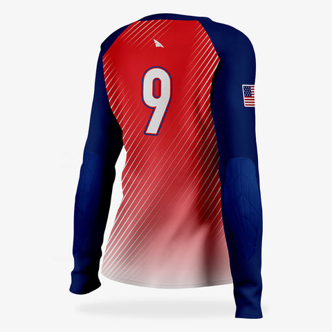 Women's Elite Soccer Goalie Jersey