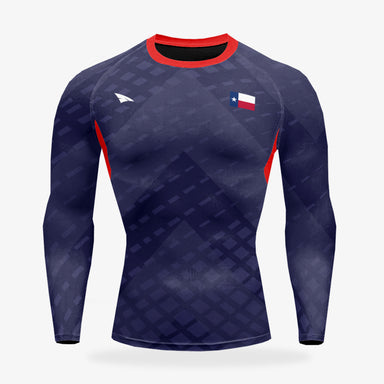 Men's Pro Football Compression Shirt