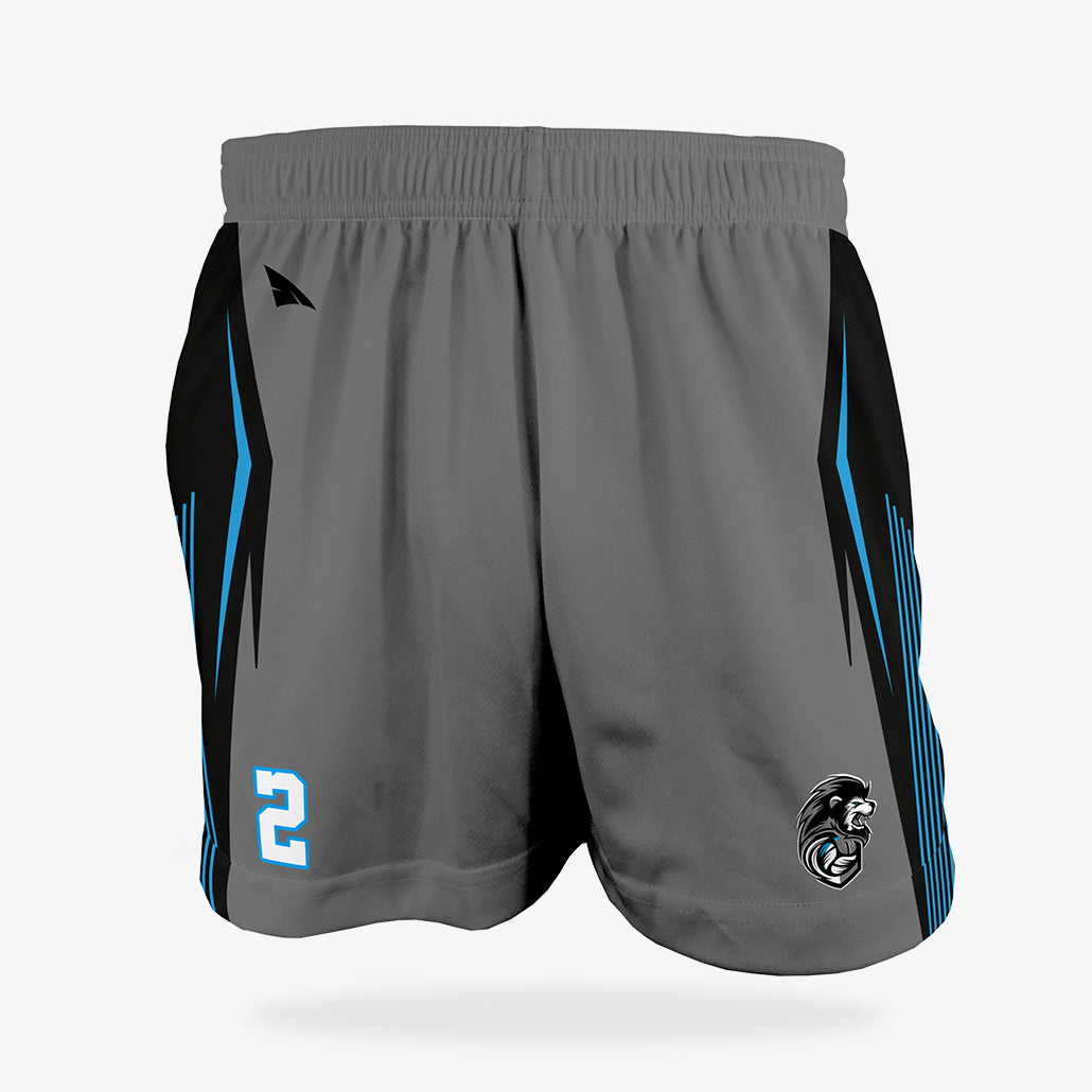 Women's Pro Volleyball Shorts (5