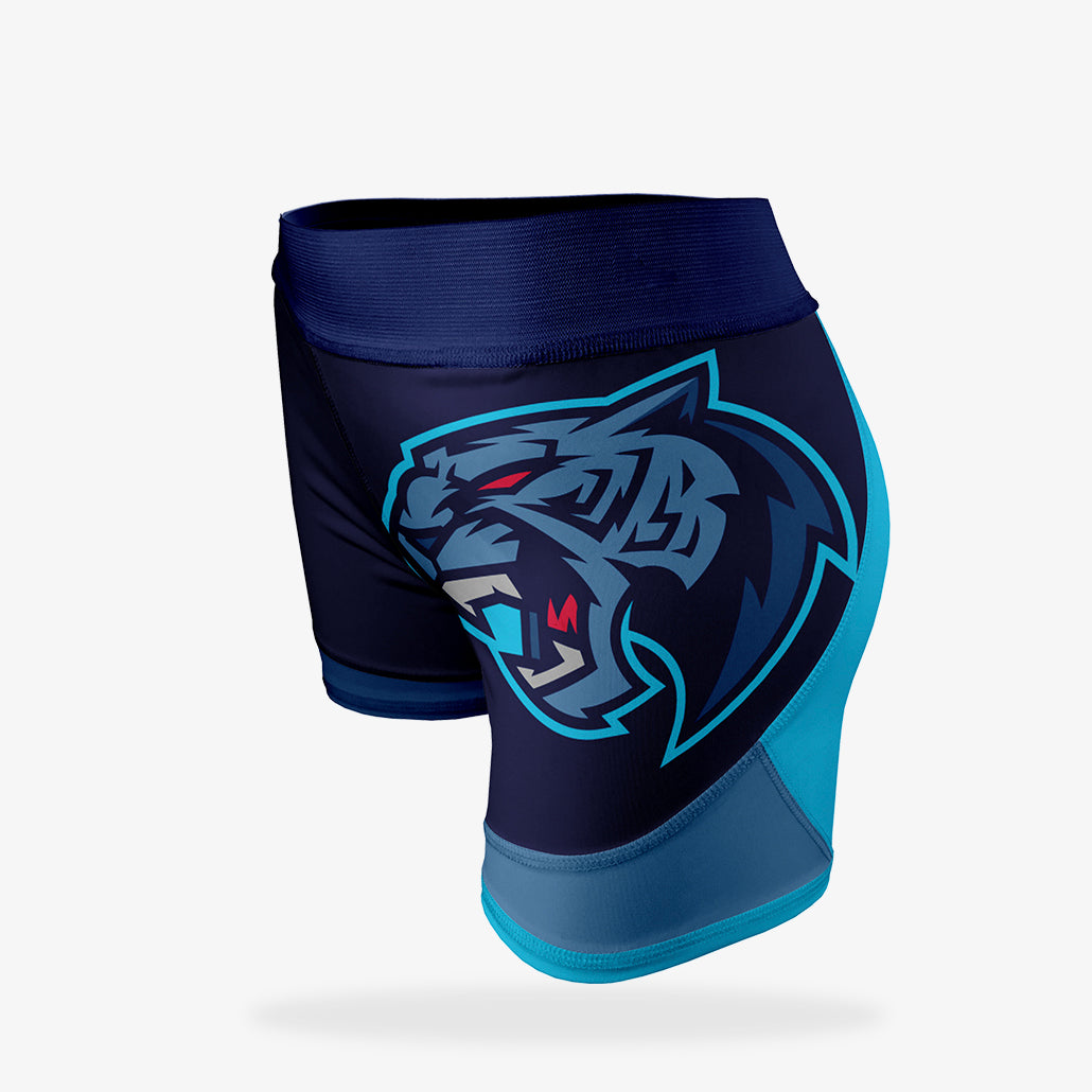 Women's Pro Compression Shorts (3
