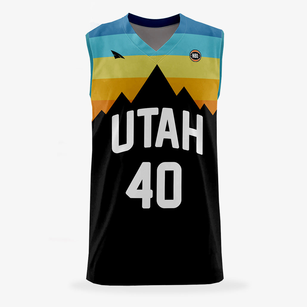 Men's Elite Basketball Jersey