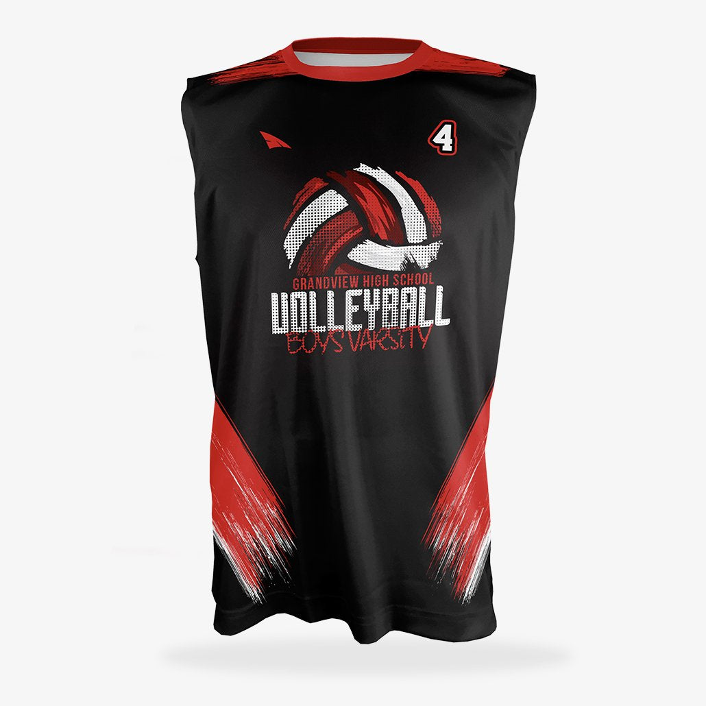 Men's Pro Volleyball Bundle (Plus)
