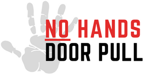 No Hands Door Pull
