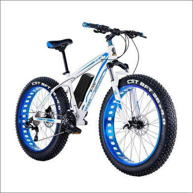 48V Hydraulic Rear Wheel Electric Mountain Bike