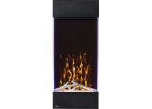 Load image into Gallery viewer, Allure™ Vertical 38 Electric Fireplace | Wall Hanging Electric Fireplaces | Allure™ Vertical Series | Napoleon's Allure Vertical electric fireplaces create a trendsetting focal point in any space.