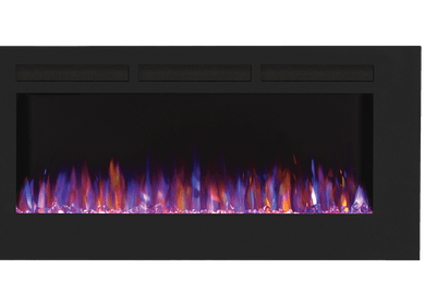 Allure™ 50 Electric Fireplace | NEFL50FH |The 50