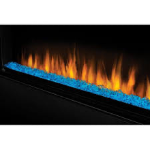 Load image into Gallery viewer, Alluravision™ 60 Deep Depth Electric Fireplace. NEFL60CHD. See the fireplace, not the frame with Napoleon's Alluravision™ Series linear electric fireplaces. They stand out from the rest with their nearly frameless viewing area which highlights the unique flame colors.