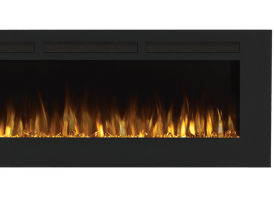 Allure™ 60 Electric Fireplace | NEFL60FH | The Allure™ 60