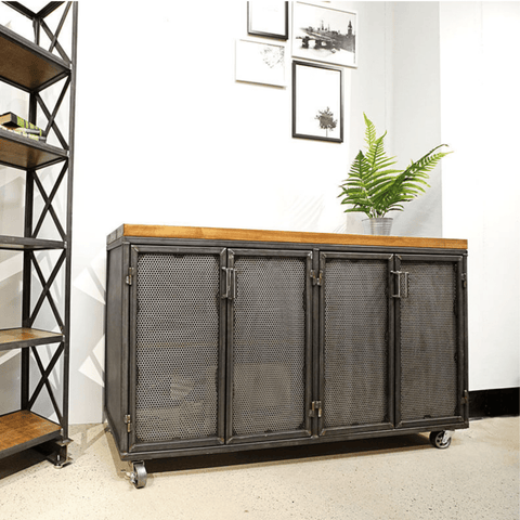 Image of Five-Foot Edwin Credenza