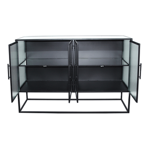 High Fidelis Media Console