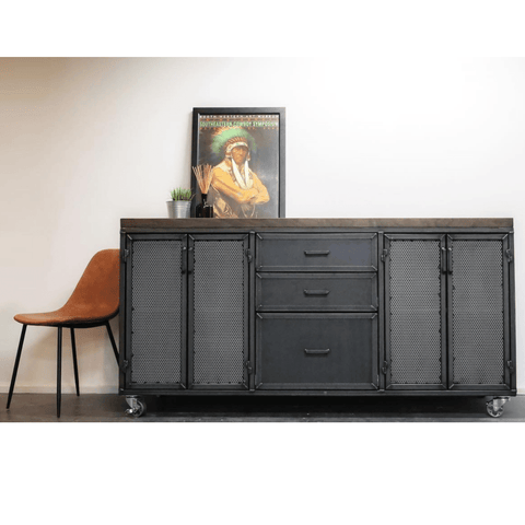 Image of Six-Foot Edwin Credenza