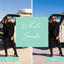 Load image into Gallery viewer, WHITE SANDS