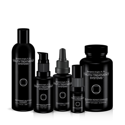 Truth Treatments Anti Acne Product Kit