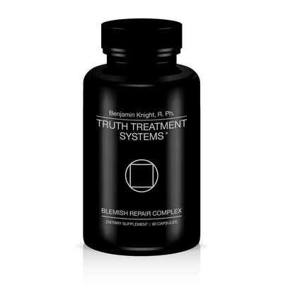 Blemish Repair Supplements Truth Treatments