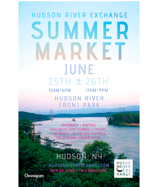 Hudson River Exchange - Come See Tidy Thyme