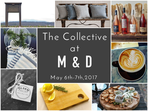 Find Tidy Thyme Plant-Based Cleaning and Home at The Collective at M & D in Westerlo, NY, a market for local makers and food purveyors, May 6 & 7, 2017.