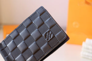 "Carteira Louis Vuitton Slender ""Black"""