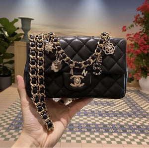 "Bolsa Chanel AS2210 ""Symbols"""