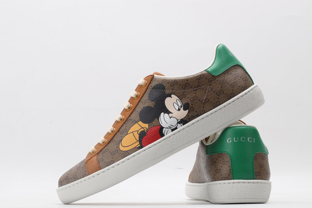Gucci Ace Mickey Mouse Gucci X Disney