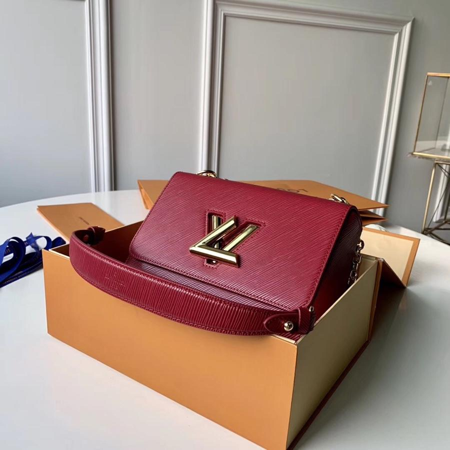 Bolsa Louis Vuitton Twist MM