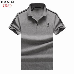 "Camisa Prada Polo ""Grey/Black"""