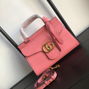 "Gucci Marmont Explosion New Trumpet ""Rosa"""