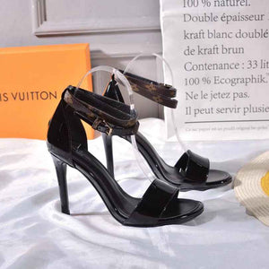 "Salto Louis Vuitton Call Back ""Black/Monograma"""