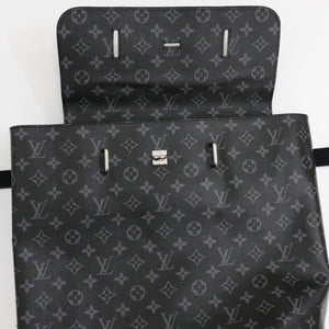 "Mochila Louis Vuitton Steamer ""Monograma Eclipse"""