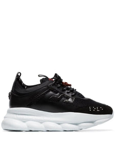 Versace Chain Reaction  Preto/Branco