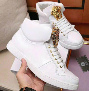 "Versace Medusa High-Top ""White"""