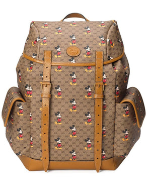 Mochila Gucci vs Disney