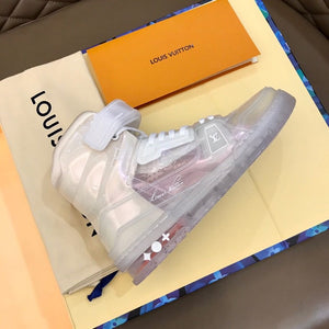 "Louis Vuitton Trainer ""Transparent"""